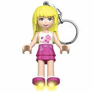 LEGO Friends - Latarka LED i brelok 2w1 Stephanie KE22S