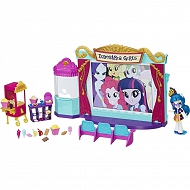 My Little Pony - Mini Equestria Girls Zestaw kinowy i Juniper Montage C0409