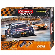 Carrera GO!!! - DTM Speed Club 62448