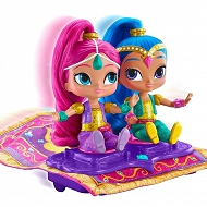 Fisher Price - Shimmer & Shine Magiczny dywan FNN02