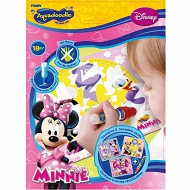 Tomy - Aquadoodle 3-pak mini mata Minnie T72131