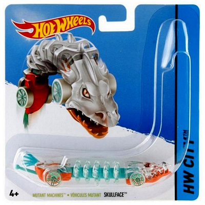 Hot Wheels - Auto Mutant Skullface BBY84