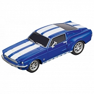 Carrera GO!!! - Ford Mustang '67 - Racing Blue 64146