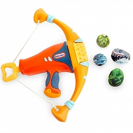 Little Tikes My First Mighty Blasters Wyrzutnia 2w1 łuk i kusza Mighty Bow 651274