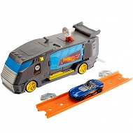 Hot Wheels - Super pojazd Pit Crewser + autko DJD74