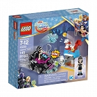 LEGO DC Super Hero Girls - Lashina™ i jej pojazd 41233