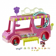 Littlest Pet Shop - Food Truck ze zwierzakami E1840