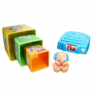Fisher Price - Interaktywne prezenciki FBM89