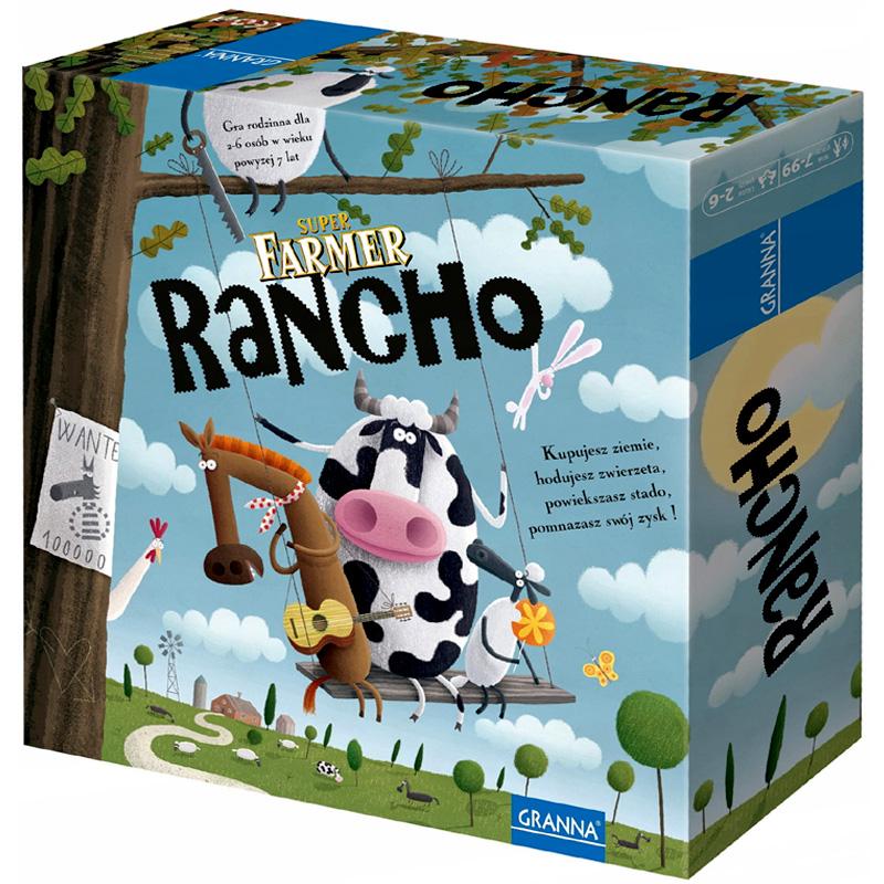 Granna 0141 Granna Granna - Gra Rancho 0141