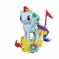 My Little Pony - My Little Pony Explore Equestria - Kucykowy rydwan Rainbow Dash B9835