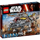 Lego Star Wars - AT-TE kapitana Rexa 75157