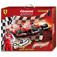 Carrera GO!!! - Red Victory 62339