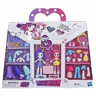 My Little Pony - Equestria Girls Modne przyjaciółki Rarity i Pinkie Pie E4243