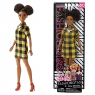 Barbie Fashionistas - Lalka 80 Cheerful Check FJF45