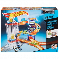 Hot Wheels - Parking z windą CDL36