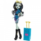 Monster High - Wyprawa do Upioryża Frankie Stein Y7665 Y7661