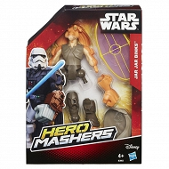 Hasbro Hero Mashers Star Wars -  Figurka Jar Jar Binks Episode VII B3663 B3656
