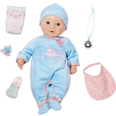 Baby Annabell - Lalka funkcyjna Chłopiec Model 2017 794654