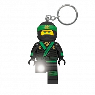 LEGO Ninjago Movie - Latarka LED i brelok 2w1 Lloyd KE108L