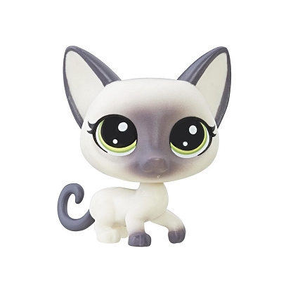 Littlest Pet Shop - Kot Sultanna Siam C1142