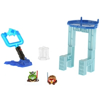 Angry Birds Star Wars - Telepods Duel With Count Dooku A6095 A6092