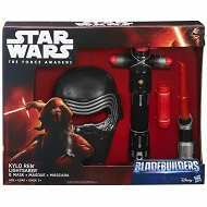 Hasbro Star Wars The Force Awakens - Miecz świetlny i maska Kylo Ren B4841