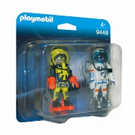 Playmobil Duo Pack Astronauci 9448
