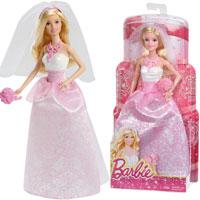 Barbie CFF37 Barbie Barbie jako Panna Młoda...