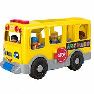 Fisher Price Little People - Wielki Autobus Małego Odkrywcy GTL65