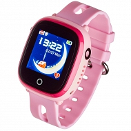 Smartwatch Garett Kids Happy różowy 280531