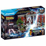 "Playmobil - Kalendarz adwentowy "" Back to the Future"" 70574"
