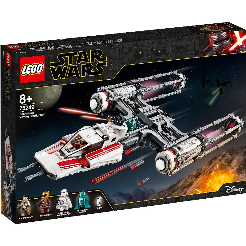 Lego 75249 Lego LEGO Star Wars - Myśliwiec...