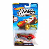 Hot Wheels - Autonakręciaki Auto Band Attitude DPB74 DPB70
