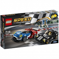 LEGO Speed Champions - Ford GT i GT40 75881