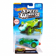 Hot Wheels - Autonakręciaki Auto Rubber Burner DPB71 DPB70