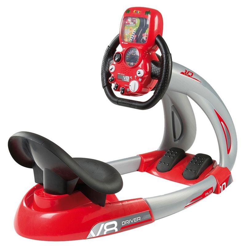 SMOBY 370206 Smoby Smoby - Symulator jazdy...