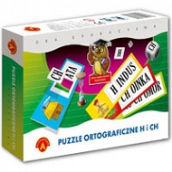 Alexander - Puzzle Ortograficzne H i CH 463